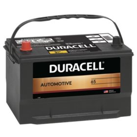 Duracell Automotive Battery - Group Size 65