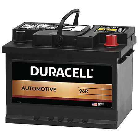 Duracell Car Battery Review >> Duracell Automotive Battery Group Size 96r Sam S Club