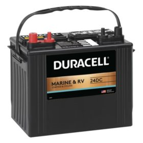 Duracell Marine Battery (Group Size 24)