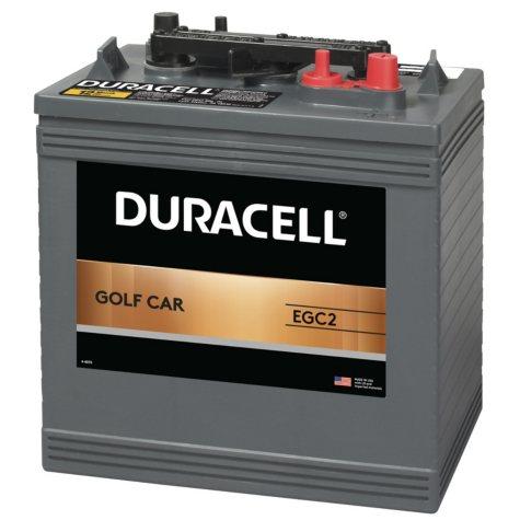 Duracell Golf Car Battery - Group Size EGC2