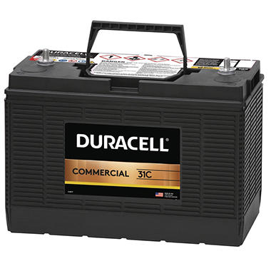 Duracell Commercial Battery - Group Size 31