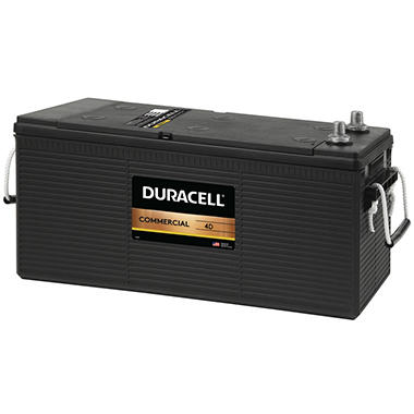 Duracell Commercial Battery Group Size 4d Sam S Club