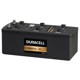 Duracell Commercial Battery - Group Size 4DLT