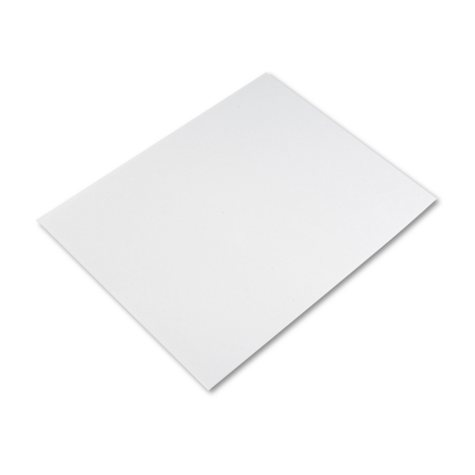 22x28 White 4-Ply Poster Board - 25 Boards
