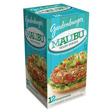 Gardenburger Malibu Vegan Burger (12 ct.)