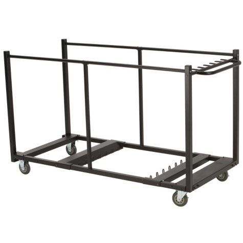 Lifetime Heavy-Duty Table Storage Rolling Cart