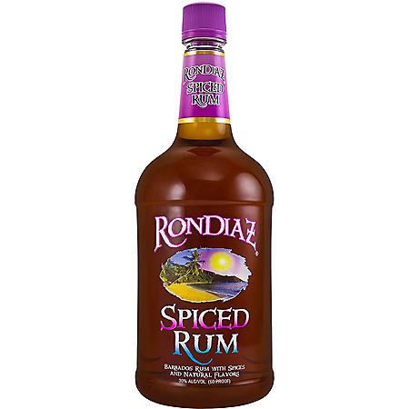 RonDiaz Spiced Rum (1.75 L)
