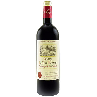 Chateau LaFleur Plaisance Bordeaux Red (750 ML)