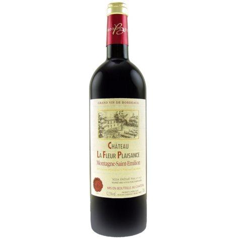Chateau LaFleur Plaisance Bordeaux Red (750 ML)