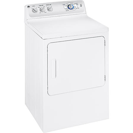 GE® Super Capacity Electric Dryer - 7 cu. ft.