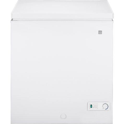 GE® Chest Freezer - 5 cu. ft.