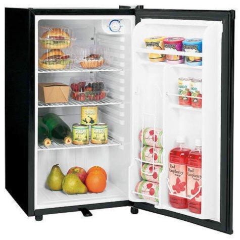 GE® Energy Star® 2.9 cu. ft. Compact Refrigerator