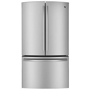 GE Energy Star 26.3 cu. ft. French-Door Refrigerator