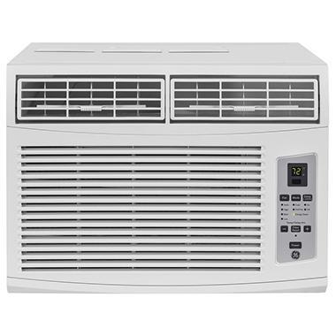 GE 6,150 BTU Energy Star Room Air Conditioner - 115 Volt - Sam\'s Club