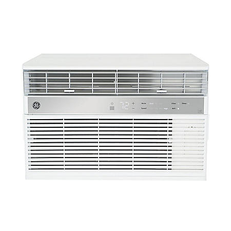 GE 8,000 BTU Energy Star Wi-Fi Air Conditioner with Remote, AEK08LY