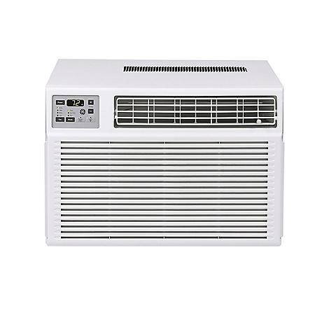 GE 10,000 BTU Energy Star Wi-Fi Air Conditioner with Remote, AEK10AY