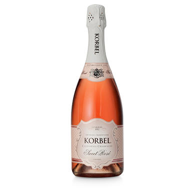 Korbel Sweet Rose California Champagne (750ML)