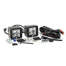 KC HiLiTES C3 LED Cube Combo Kit