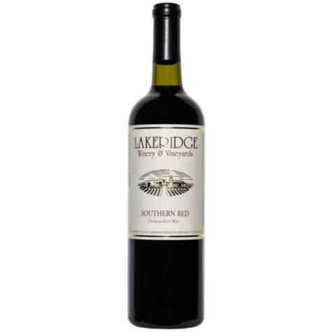Lakeridge Winery Southern Red (750 ml)