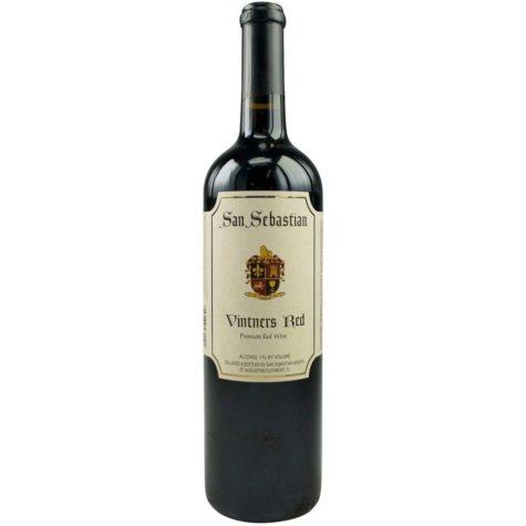 San Sebastian Winery Vintners Red (750 ml)