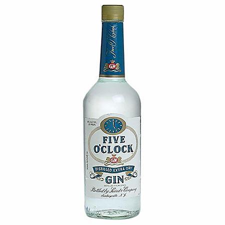 Five O'Clock Gin (1.75 L)
