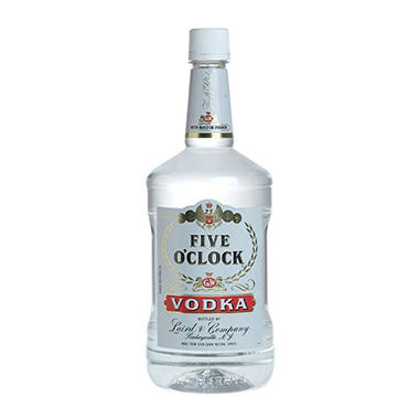 Five O'Clock Vodka (1.75 L)
