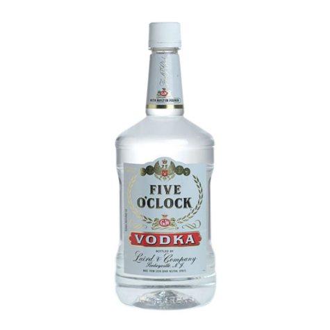 Five O'Clock Vodka (1 L)