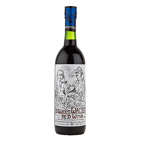 Bully Hill Sweet Walter Red Wine (750 ml)