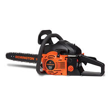 "Remington 16"" Rebel 42cc Gas-Powered Chainsaw"