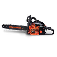 "Remington 18"" Outlaw 46cc Gas Powered Chainsaw"