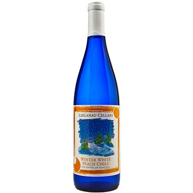 Leelanau Cellars Winter White Peach Chill (750 ml)