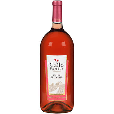 Gallo Family Vineyards White Zinfandel (1.5L)