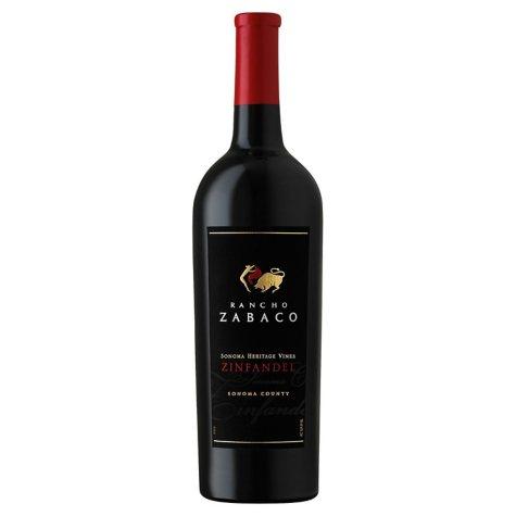 Rancho Zabaco Sonoma Heritage Vines Zinfandel (750 ml)