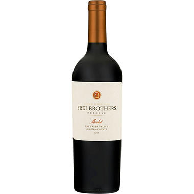 +FREI BROTHERS 750ML MERLOT DRY CREEK RSV