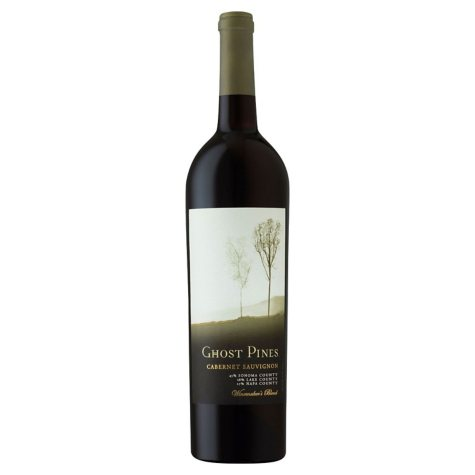 Ghost Pines Cabernet Sauvignon (750 ml)