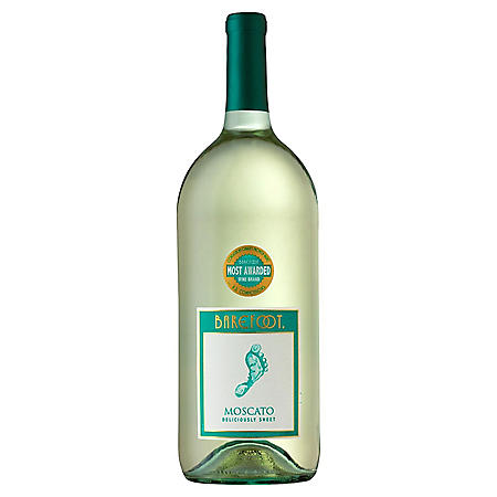 Barefoot Cellars Moscato (1.5 L)