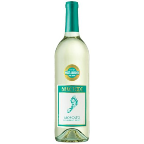 Barefoot Moscato (750 ml)