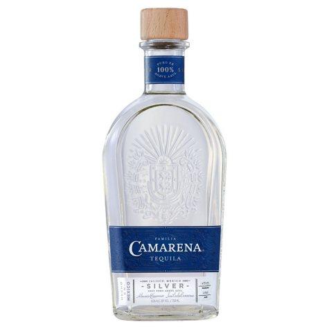 Familia Camarena Silver Tequila (750 ml)