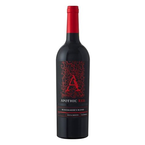 Apothic Red Wine (750mL)