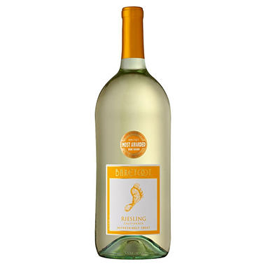 Barefoot Cellars Riesling (1.5 L)