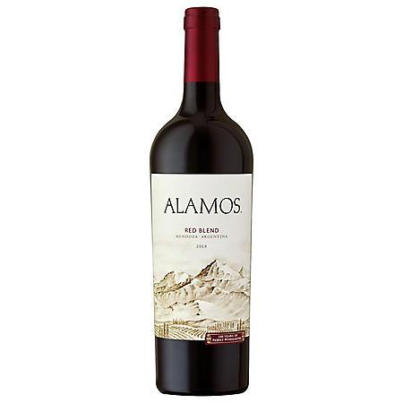 +ALAMOS RED BLEND 750ML