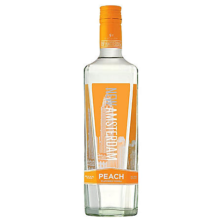 New Amsterdam Peach Vodka (750 ml)
