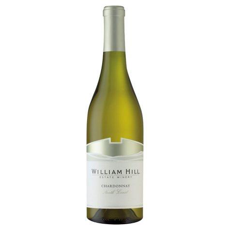 WILLIAM HILL ESTATE NC CHARD 750ML