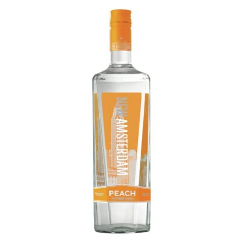 New Amsterdam Peach Vodka (1 L)
