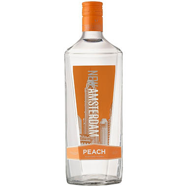 New Amsterdam Peach Vodka (1.75 L)