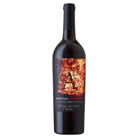 APOTHIC INFERNO RED BLEND 750ML