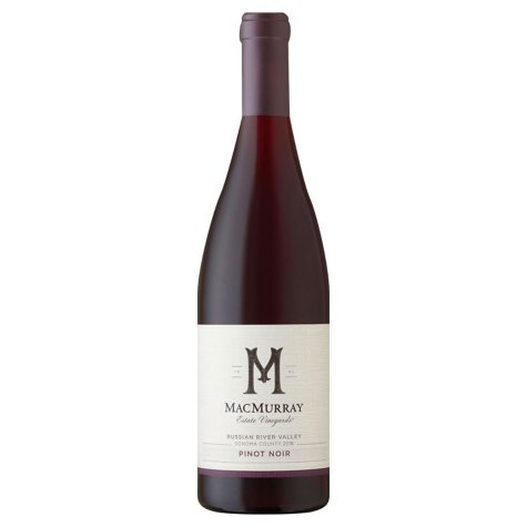 MacMurray Ranch Sonoma Coast Pinot Noir (750 ml)