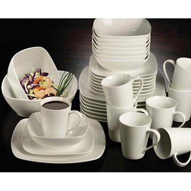Lanore Porcelain Dinnerware Set - 34 pc.  sc 1 st  Sam\u0027s Club & Lanore Porcelain Dinnerware Set - 34 pc. - Sam\u0027s Club