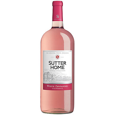 Sutter Home White Zinfandel (1.5 L)