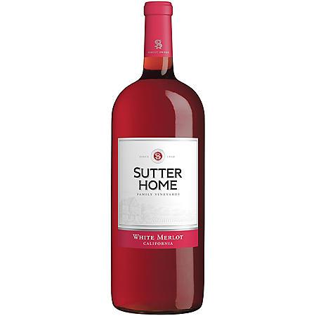 Sutter Home White Merlot (1.5 L)